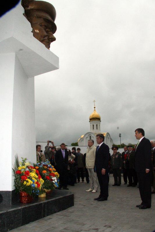 Мемориальный комплекс Высота маршала И.С. Конева