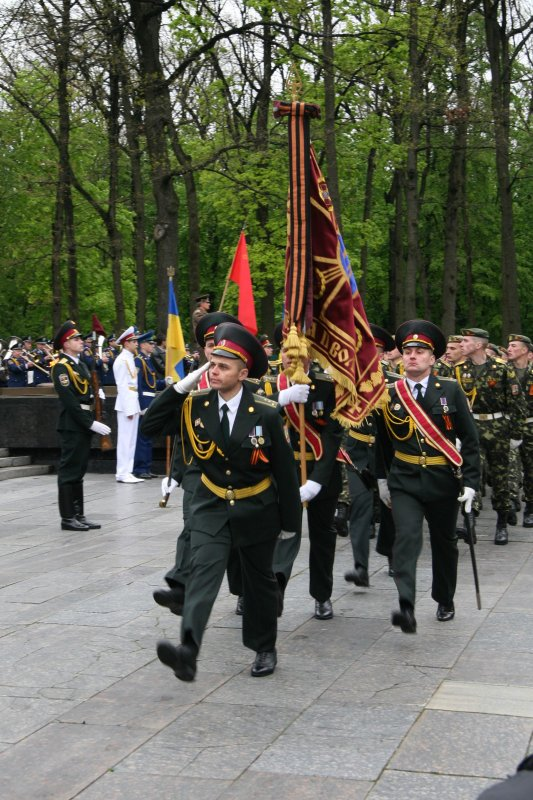 Мемориал в Лесопарке Харьков
